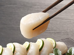北海道産ホタテ貝柱