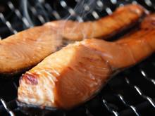 釧路近海産低温熟成「旨塩秋鮭」
