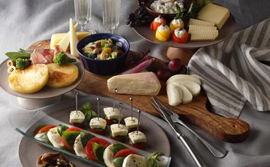 白糠酪恵舎のこだわりチーズ