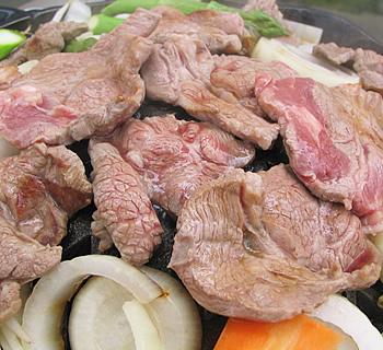 羊肉の価値観が変わる生ラム肉